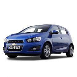 Inchirieri auto: Chevrolet Aveo Automat